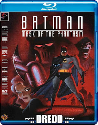Batman Mask Of The Phantasm 1993 Dual Audio 720p BRRip 800Mb