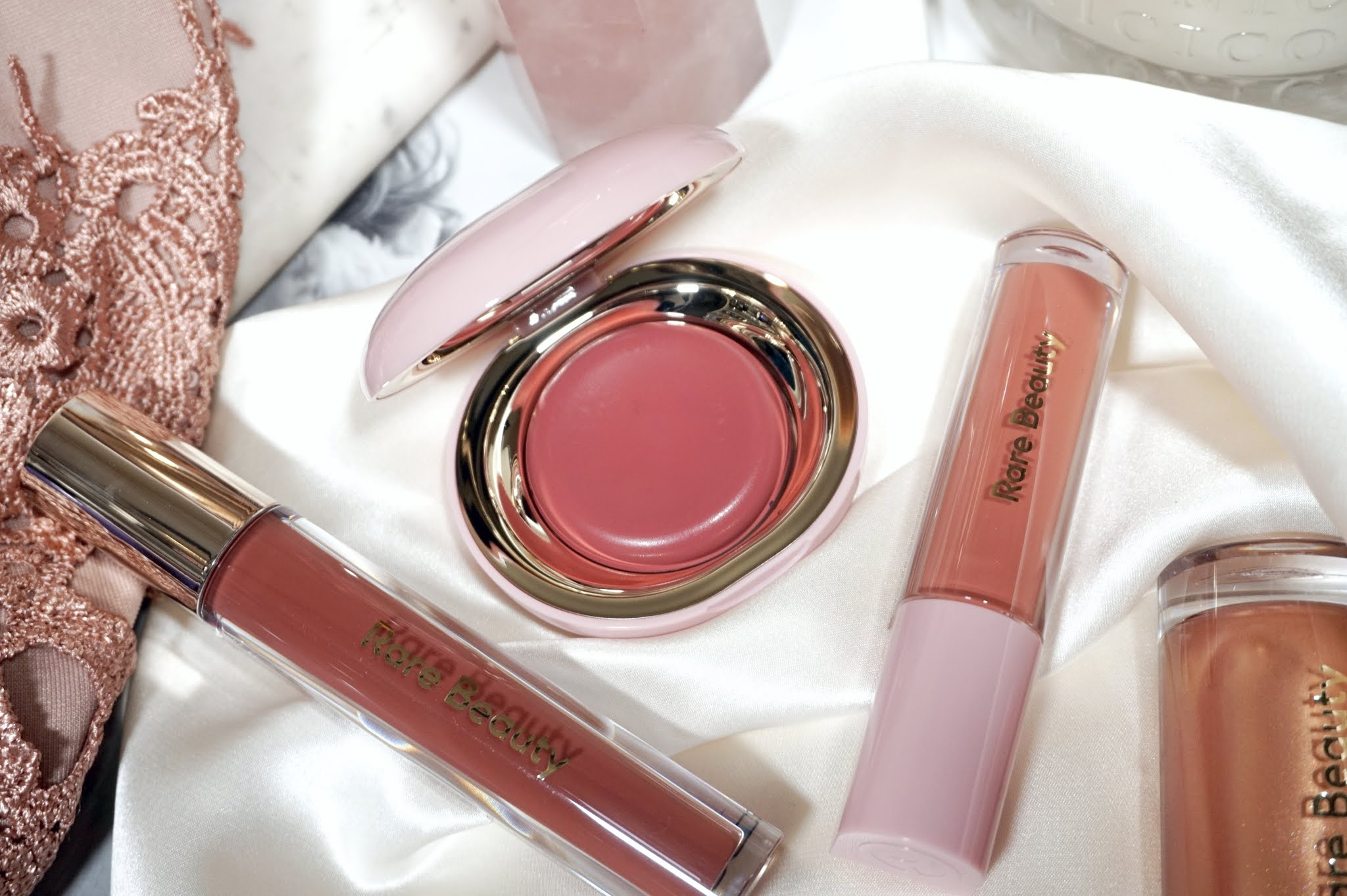 Rare Beauty Stay Vulnerable Collection Review and Swatches