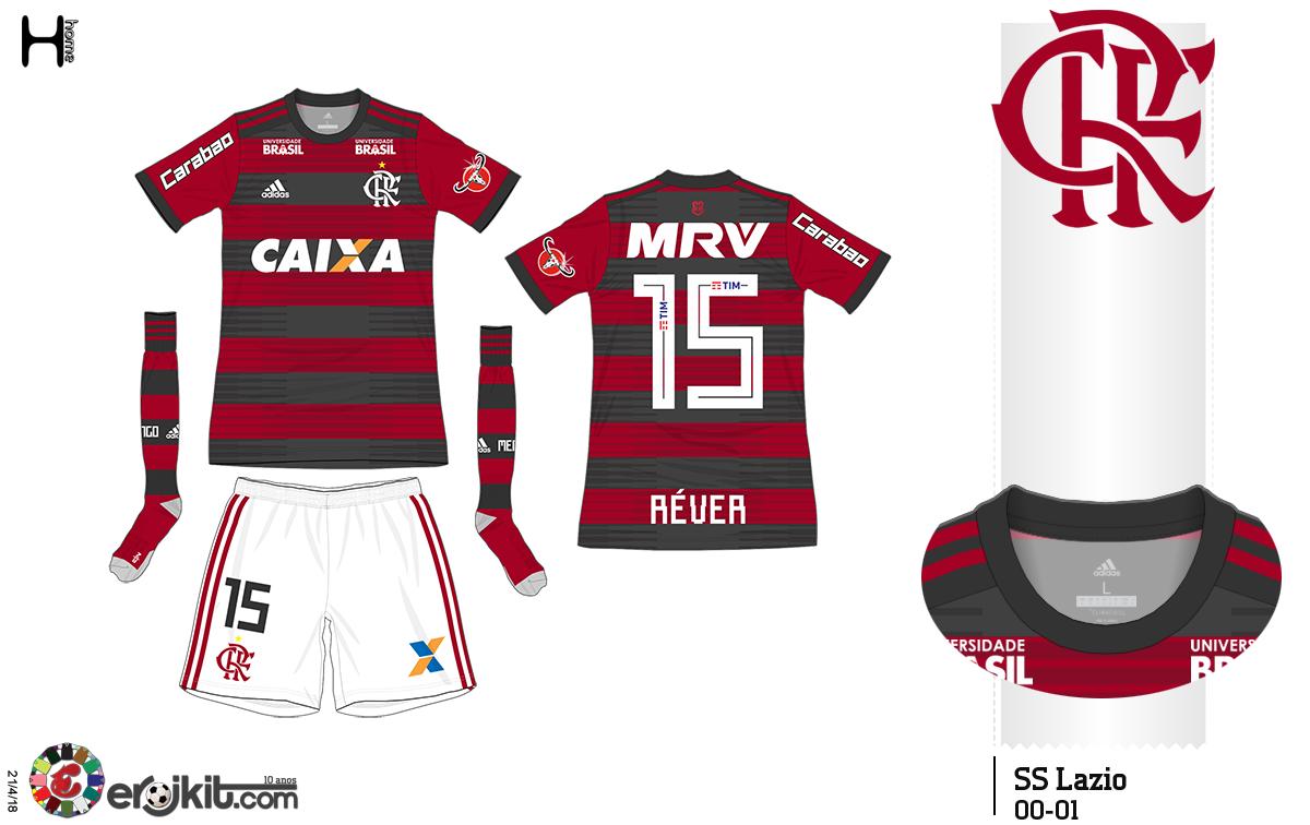 6d2cac17f3 Camisa do Flamengo