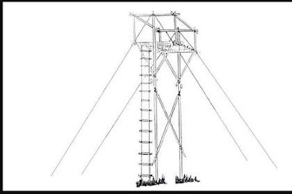 Cara Membuat Menara Pandang Pramuka