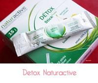 Détox stick fluide de Naturactive