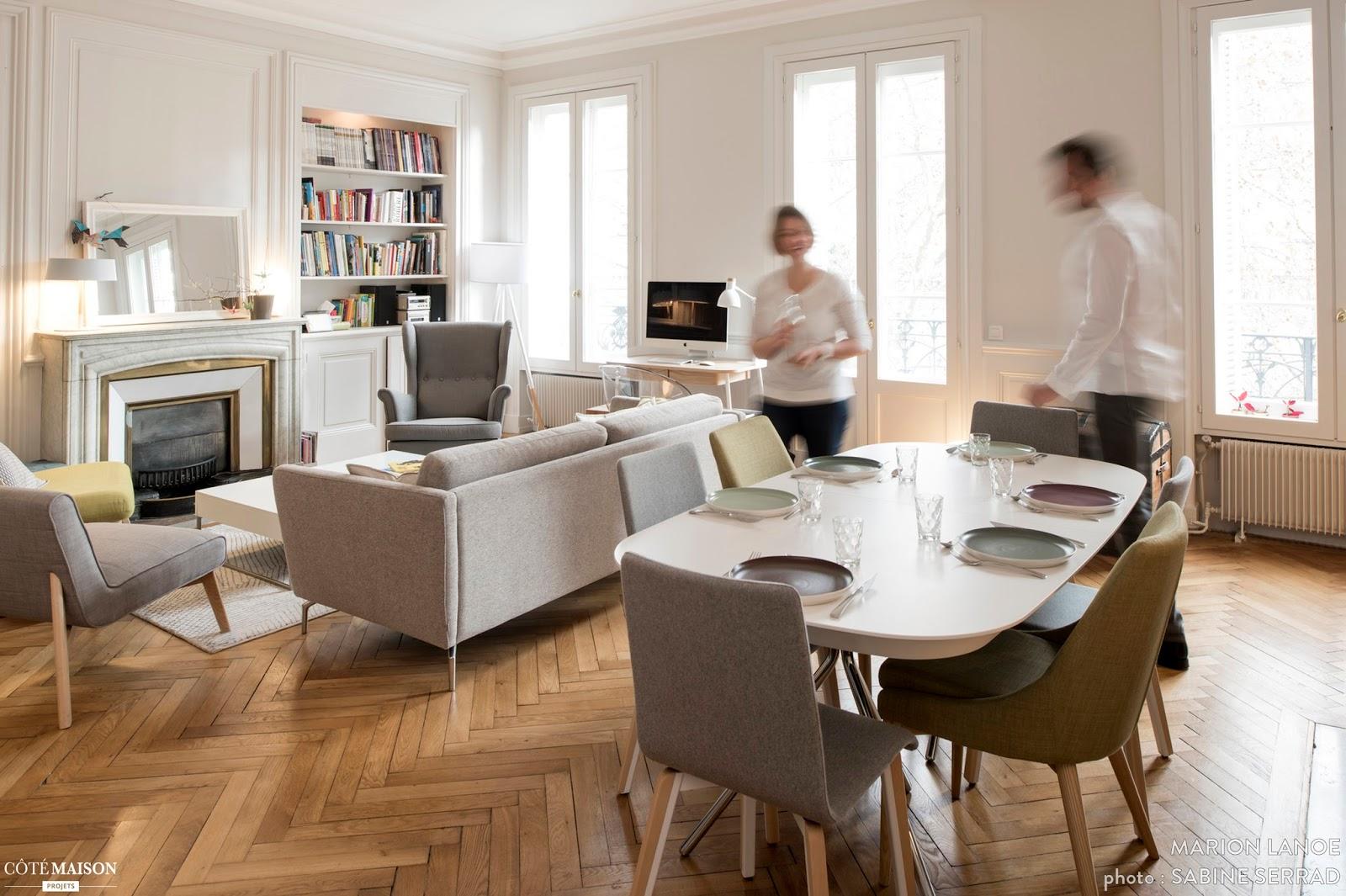 Blog wn trzarski design nowoczesne projekty wn trz for Decoration maison 100m2