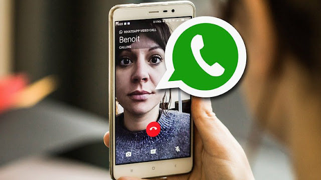 video chats in WhatsApp
