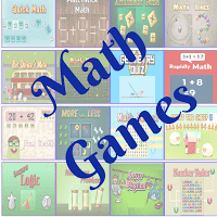 Online Math Games Index