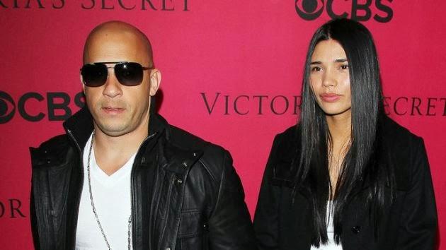 Vin Diesel Girlfriend