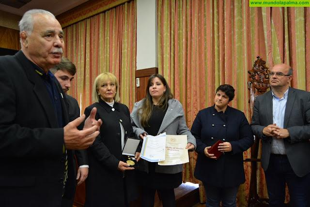 La Federación de Judo homenajea y galardona a título póstumo a su delegado en La Palma, José Manuel Ayut Brito