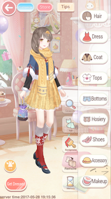 Chapter 6: 6-10 Love Nikki Dress Up Queen 10