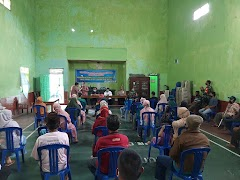 Penyerahan 175 PTSL, Wakapolsek Limpung Imbau Warga Taati Prokes