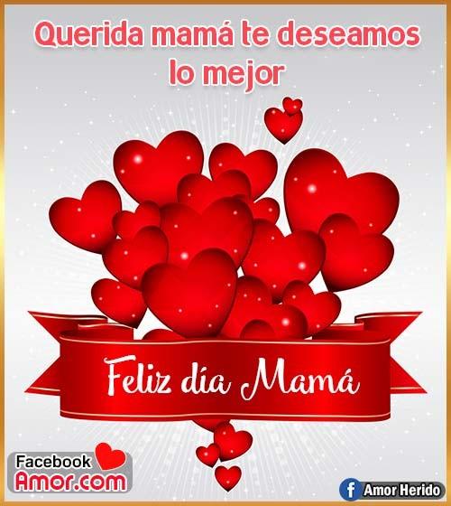 tarjetas feliz día de la madre