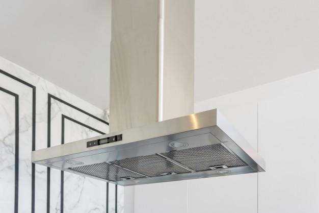 Professional Kitchen Exhaust Hood Installation