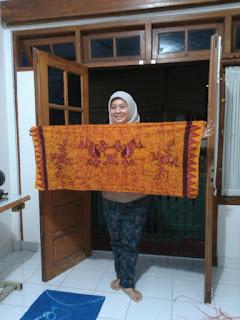 pelatihan batik tulis yogyakarta