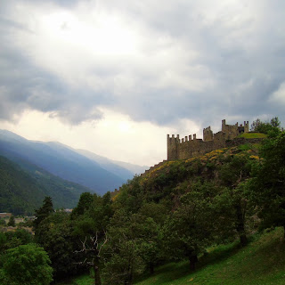 castle rupe magna