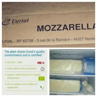 Keju Mozzarella murah makassar