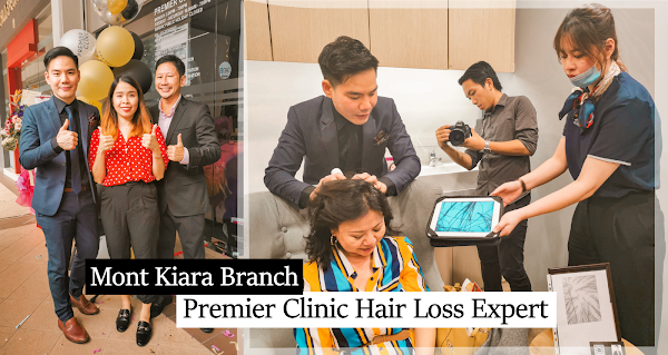 Premier Clinic Hair Loss Expert at Mont Kiara