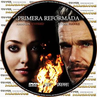GALLETAPRIMERA REFORMADA - FIRST REFORMED - 2017