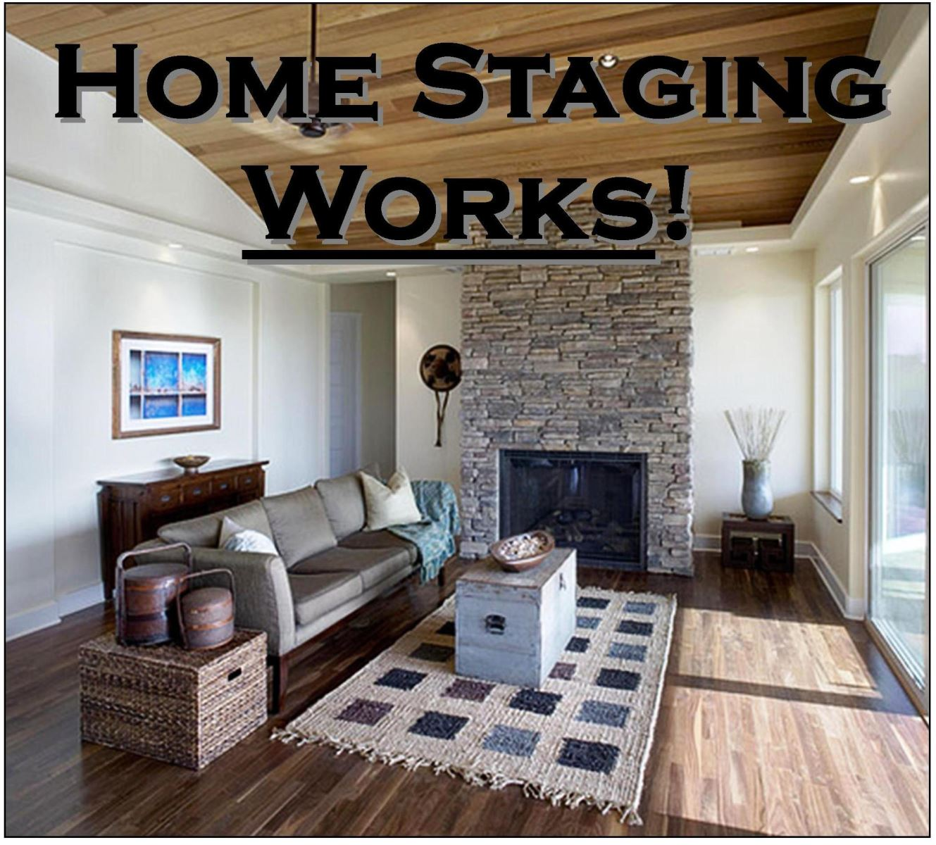 How To Stage A House On A Budget And Without Furniture? Plus Before And After Examples