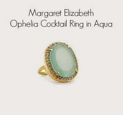 Margaret Elizabeth Ophelia Cocktail Ring, Rocksbox & Barbies Beauty Bits