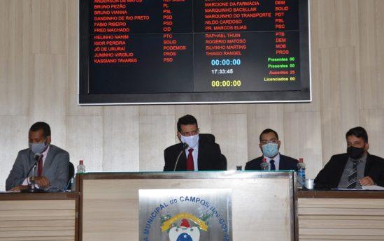 Câmara aprova parte do pacote de austeridade do Governo Municipal
