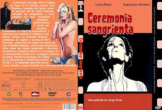 Carátula de la película Ceremonia Sangrienta 1973