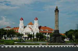 Icon Kota Semarang Jawa Tengah