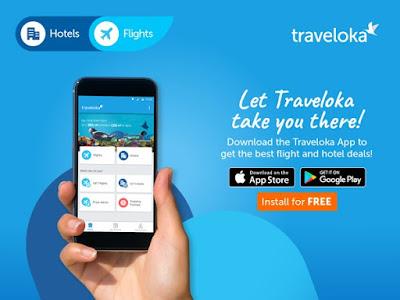 traveloka apps, traveloka ios, traveloka google play