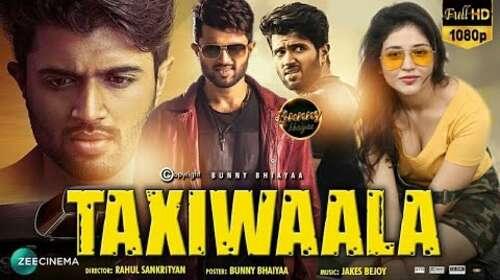 Taxiwala 2018 Hindi Dubbed 720p HDRip