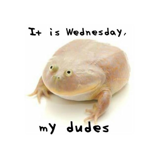 Is it Wednesday my dude? Wallpaper Engine