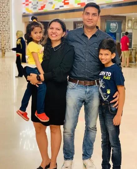 Kabita Singh Family