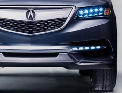 2018 Acura MDX Exterior Review