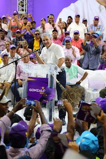 NEIBA: Gonzalo Castillo asegurò que barrera en primarias de octubre.