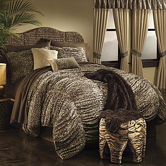 Midnight Velvet Sheba Comforter