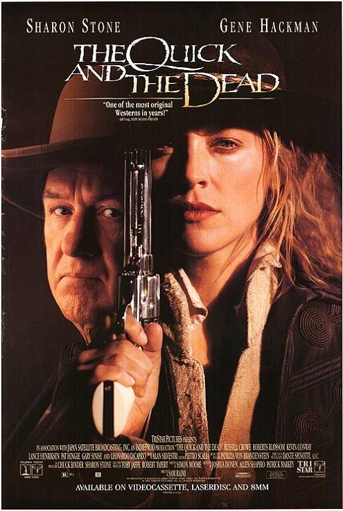 فیلم دوبله : سریع و مرده 1995 The Quick and the Dead
