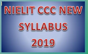 Syllabus of CCC