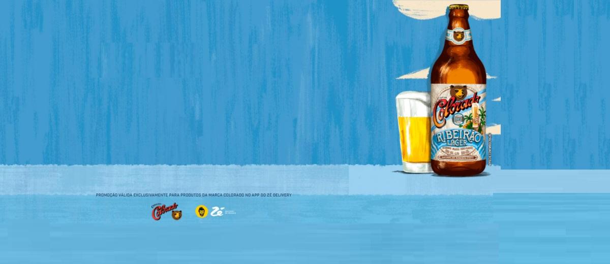 Participe Ação Cerveja Grátis Zé Delivery 2021 Ganhe Colorado e Receba em Casa