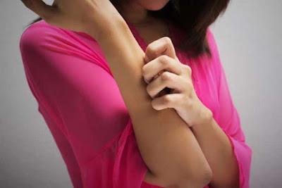 Symptômes et traitements pour les allergies de la peau sèche