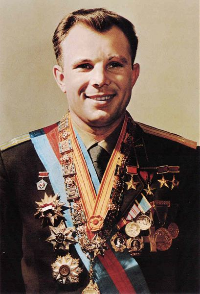 do what did yuri gagarin - photo #30
