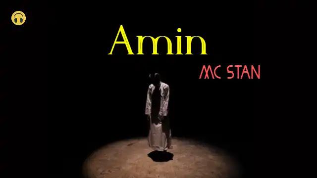 Amin (Lyrics) by Mc Stan | Lyrics Lover
