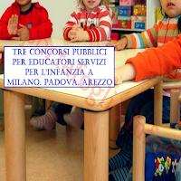 concorsi pubblici per insegnanti d'asilo