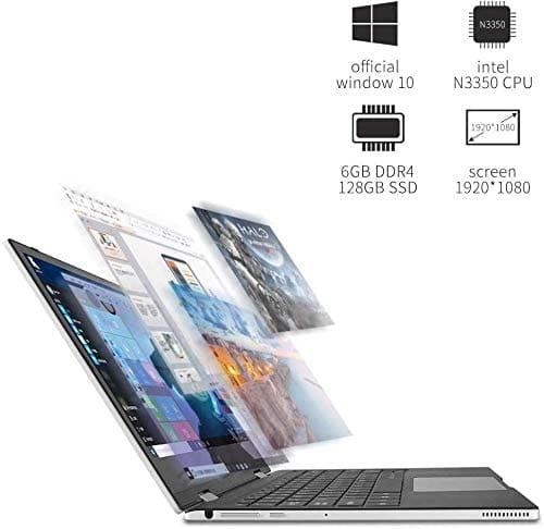 jumper Ezbook X1 FHD Touch Screen Laptop