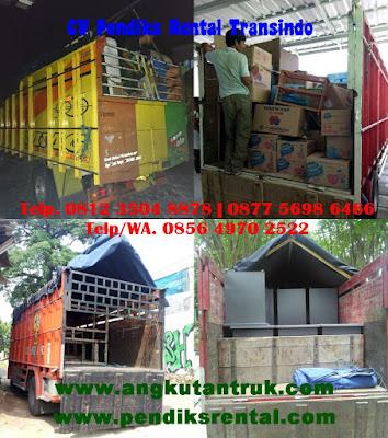 Truk Balen dari Surabaya