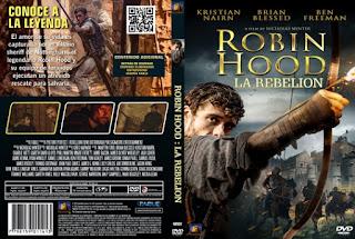 ROBIN HOOD : LA REBELION - ROBIN HOOD : THE REBELLION - 2018