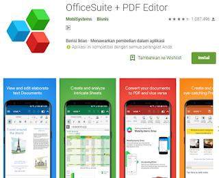 Cara Merubah File PDF ke JPG di Android Secara Offline