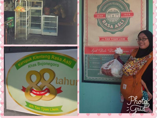 Krupuk BangJo, Kuliner Khas Bumi Angling Dharma