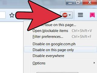 Cara Mematikan Adblock Pemblokir Iklan Di Browser