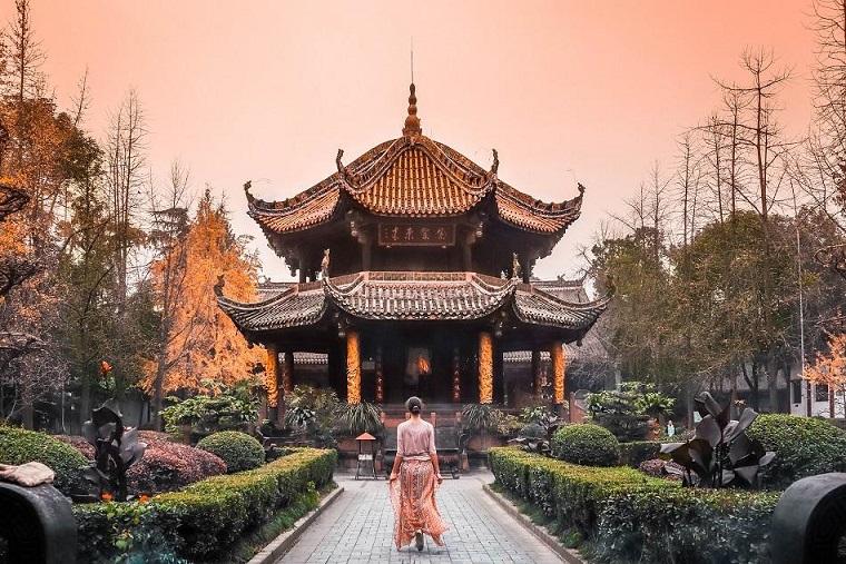 Berkunjung ke Chengdu, Kota Wisata di China yang Indah dan Eksotis
