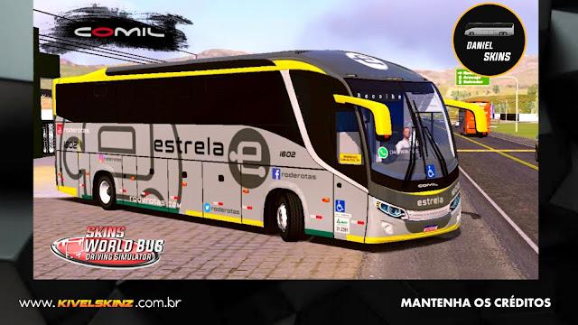 COMIL 1200 4X2 - VIAÇÃO ESTRELA