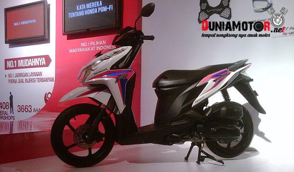 Honda Vario Ditargetkan Terjual Sebanyak 25.000 Unit Perbulan