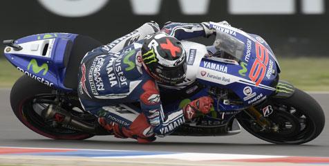 Finis Kedua Di MotoGP Inggris, Lorenzo Tetap Bangga