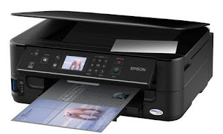 Download Printer Driver Epson WorkForce 320