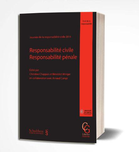 ouvrage responsabilité civile la responsabilité pénale PDF